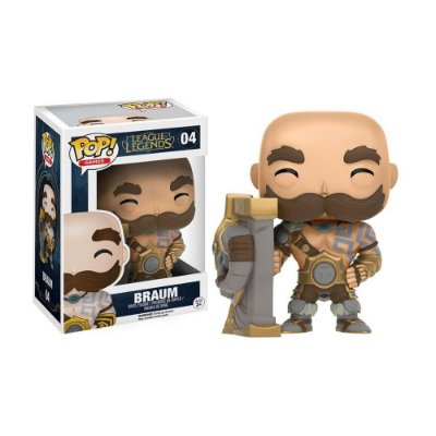 Funko Pop League of Legends 04 Braum
