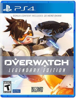 Overwatch Legendary Edition - PS4