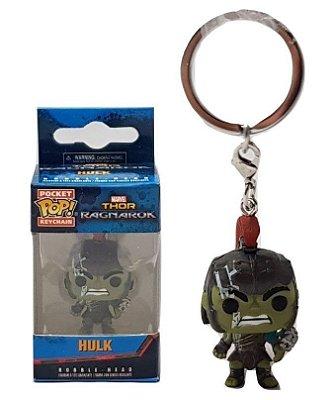 Chaveiro Funko Pocket Pop Thor Ragnarok Hulk