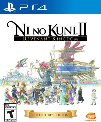 Ni No Kuni II Revenant Kingdom Collectors Edition - PS4