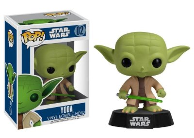Funko Pop Star Wars 02 Yoda