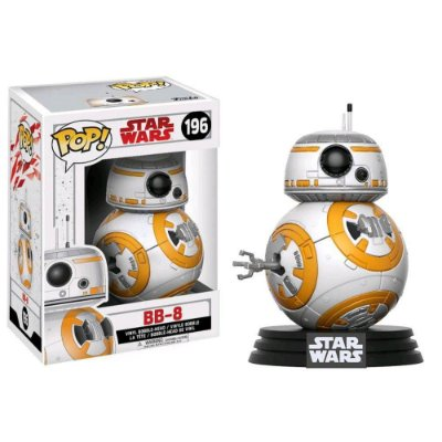 Funko Pop Star Wars 196 BB-8