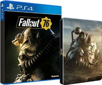 Fallout 76 Exclusive Steelbook Edition - PS4