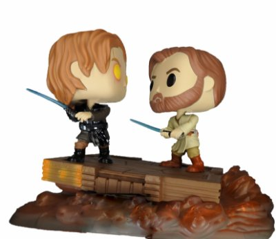 Funko Pop Star Wars 222 Duel on Mustafar Exclusive