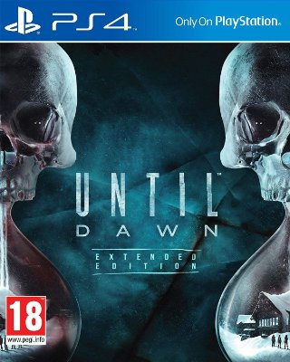 Until Dawn Extended Edition - PS4