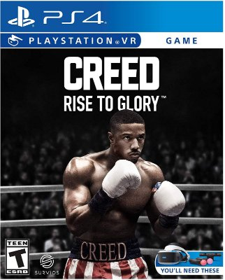 Creed Rise to Glory - PS4 VR