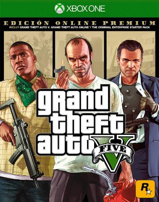 Grand Theft Auto V GTA 5 Premium Online Edition - X1