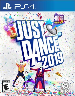 Just Dance 2019 - PS4