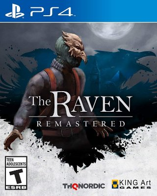 The Raven HD Remastered - PS4