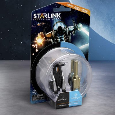 Starlink Battle For Atlas Weapons Pack Iron Fist + Freeze Ray