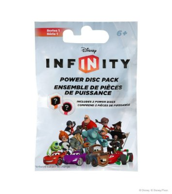 Disney Infinity Power Disc Pack Series