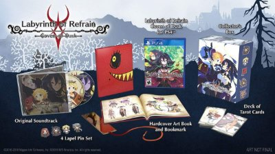 Labyrinth of Refrain Coven of Dusk Limited Edition - PS4