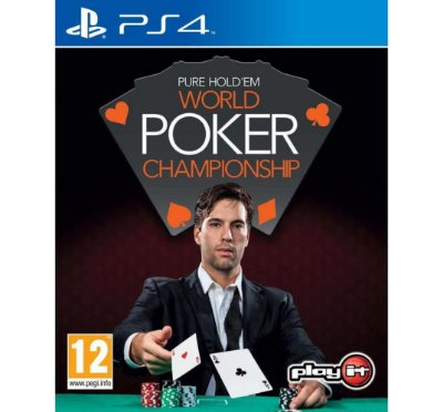 Pure Hold'em World Poker Championship - PS4