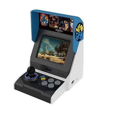 Neo Geo Arcade Mini International C/ 40 Jogos Neogeo