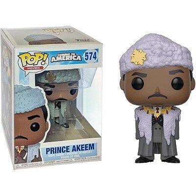 Funko Pop Coming to America 574 Prince Akeem