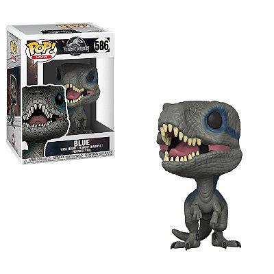 Funko Pop Jurassic World 586 Blue Velociraptor