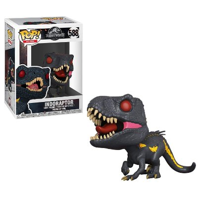 Funko Pop Jurassic World 588 Indoraptor