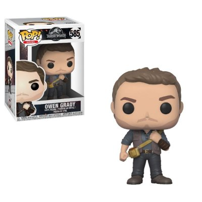 Funko Pop Jurassic World 585 Owen Grady