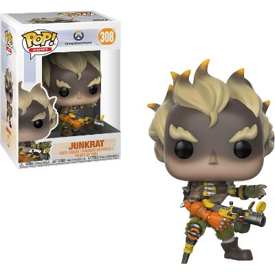 Funko Pop Overwatch 308 Junkrat
