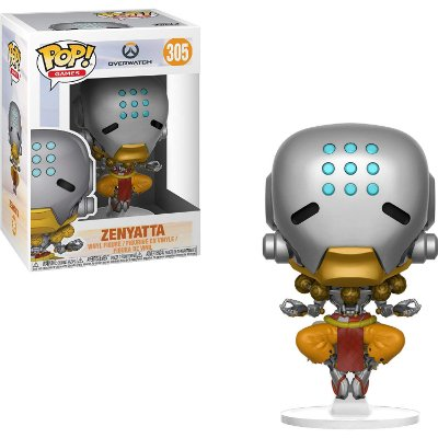 Funko Pop Overwatch 305 Zenyatta
