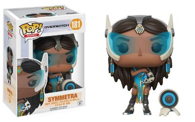 Funko Pop Overwatch 181 Symmetra