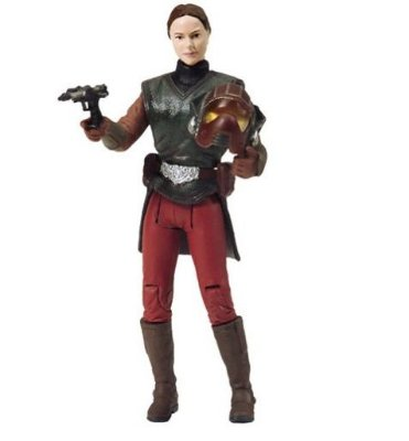 Star Wars Attack of the Clones Padme Amidala Figura