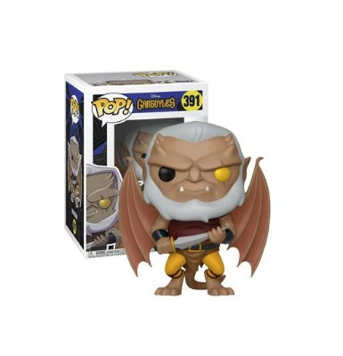 Funko Pop Disney Gargoyles 391 Hudson Exclusive