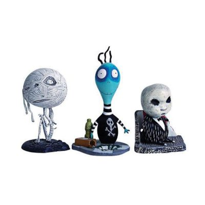 Figura Tim Burton Set 2 Toxic Boy - Dark Horse