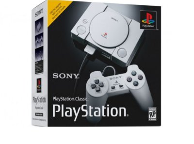 Console PlayStation Classic Sony