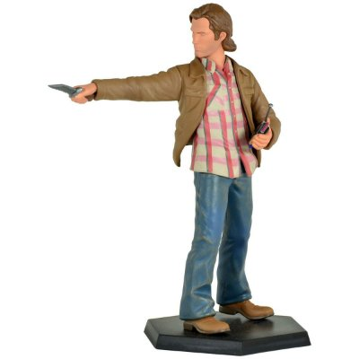 Supernatural Sam Winchester Q-Fig Diorama QMx