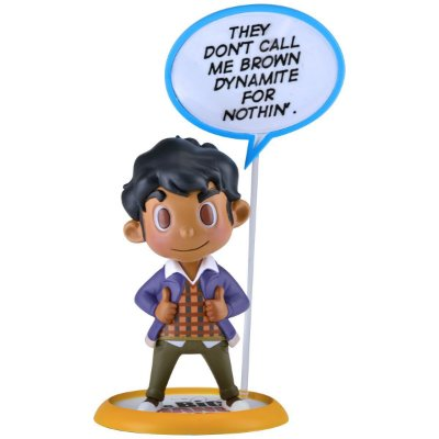 The Big Bang Theory Rajesh Koothrappali Q-Fig Diorama QMx
