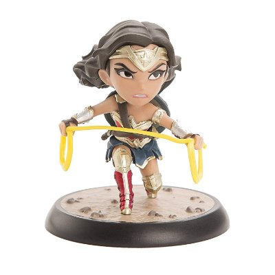 Justice League Wonder Woman Q-Fig Diorama QMx
