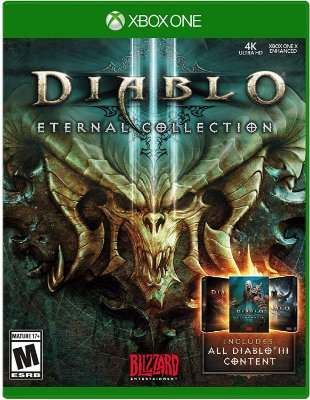 Diablo III 3 Eternal Collection - Xbox One