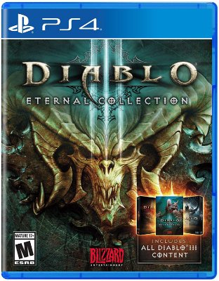 Diablo III 3 Eternal Collection - PS4