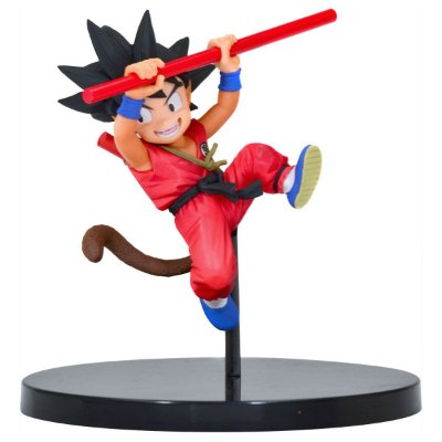 Dragon Ball Goku Fes Figure Goku Kid Bandai