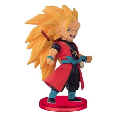 Dragon Ball Heroes Figure Wcf Son Goku Bandai