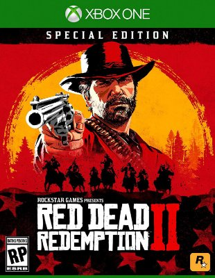 Red Dead Redemption 2 Special Edition - Xbox One