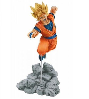 Dragon Ball Super Soul X Soul Figure Super Saiyajin Goku Bandai