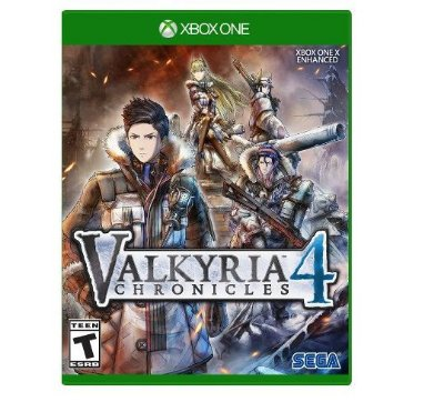 Valkyria Chronicles 4 - Xbox One