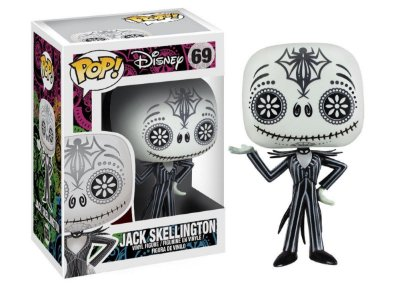 Funko Pop Disney 69 Jack Skellington