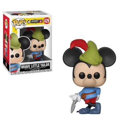 Funko Pop Disney Mickey's 90Th 429 Brave Little Tailor