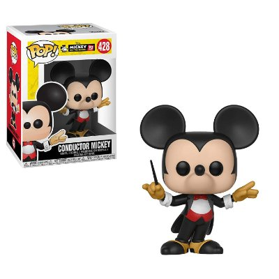 Funko Pop Disney Mickey's 90Th 428 Conductor Mickey