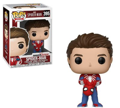 Funko Pop Marvel Spider-Man 395 Spider-Man