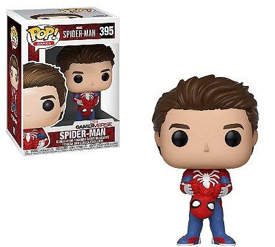 Funko Pop Marvel Spider-Man 395 Spider-Man