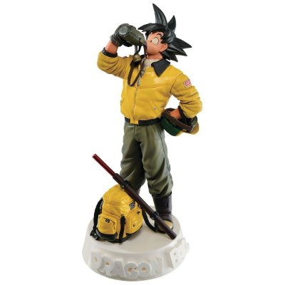 Dragon Ball Sculture Son Goku Special Color Bandai