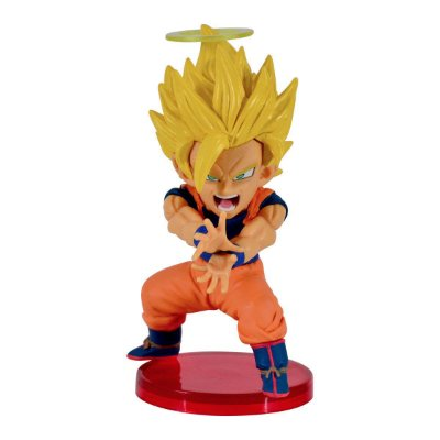 Dragon Ball Super Figure Wcf Goku Saiyajin 2 Bandai