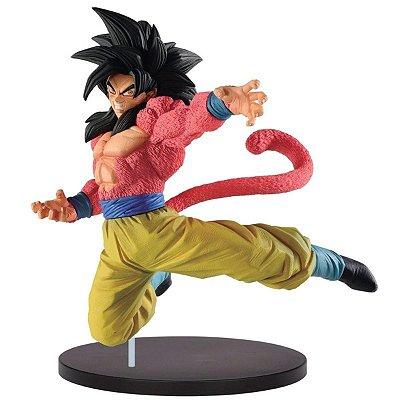 Dragon Ball Super Saiyan Son Figure Goku 4 Bandai