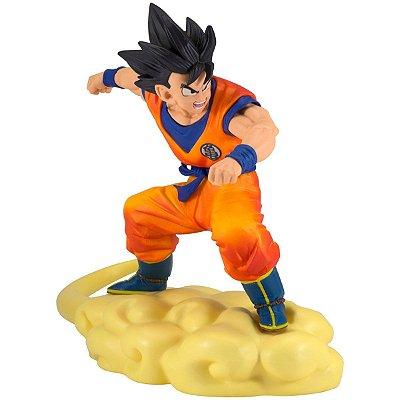 Dragon Ball Figure Goku Nuvem Voadora Bandai
