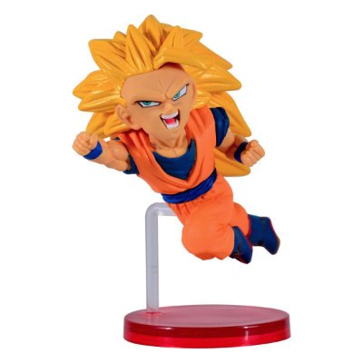 Dragon Ball Super Wcf Goku Saiyajin 3 Bandai