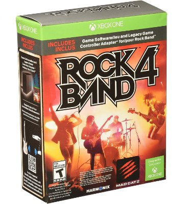 Rock Band 4 Bundle Legacy Game Controller Adapter - Xbox One
